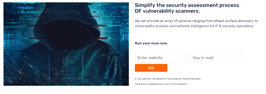 DF Vulnerability Scanner
