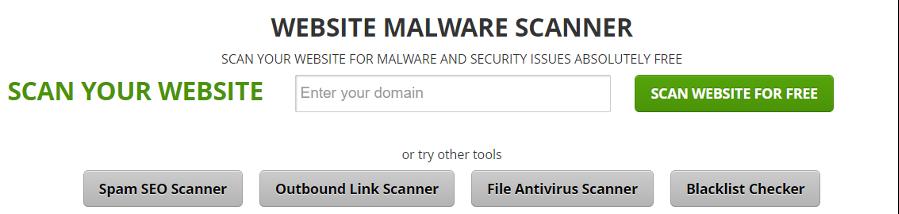 Siteguarding Scanner